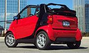 smart car back