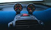 smart car inside
