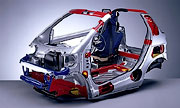 smart car frame