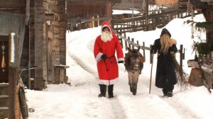 Swiss Santa Claus